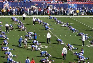 NFL Preseason Betting:  Indianapolis Colts at New York Giants
