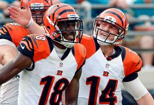 NFL Betting:  Pittsburgh Steelers at Cincinnati Bengals