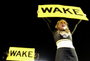 College Football Betting:  Wake Forest at Army