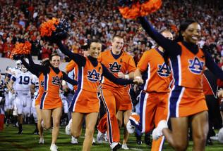 College Football Betting:  Auburn at Arkansas