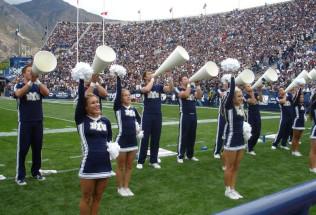 NCAA Football Betting:  Georgia Tech at BYU