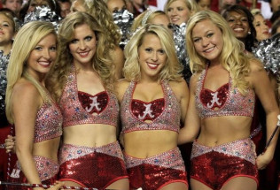 College Football Betting:  Alabama vs. Oklahoma