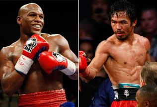 Sportsbooks Heating up with the Return of Pacquiao & Mayweather