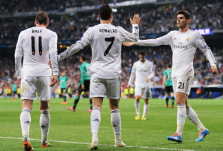 Soccer Betting:  Champions League Final