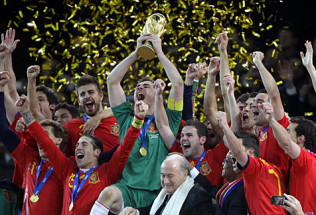 World Cup Soccer Betting:  Looking for Value in 'To Win' Wagers