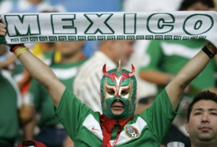 International Soccer:  Mexico vs. Bosnia