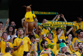 World Cup Betting:  Australia vs. Spain