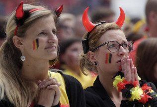 World Cup Soccer Betting:  Belgium vs. Russia