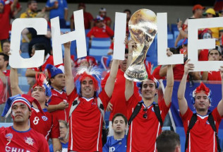 World Cup Betting Picks:  Brazil vs. Chile