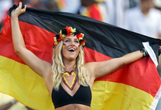 World Cup Betting:  Germany vs. USA
