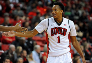College Basketball Betting: New Mexico at UNLV