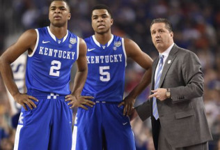 College Basketball Betting: Kentucky at LSU