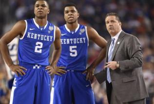 College Basketball Betting: Kentucky at LSU