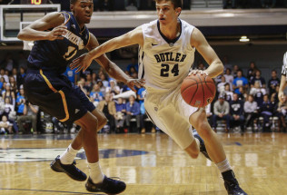 College Basketball Betting: Villanova at Butler