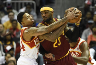 NBA Playoffs Betting: Cavaliers at Hawks