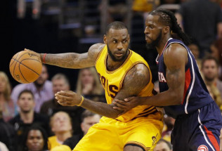 NBA Playoffs Betting: Hawks at Cavaliers