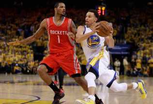 NBA Playoffs Betting: Rockets at Warriors Game 2