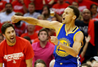 NBA Playoffs Betting: Warriors at Rockets