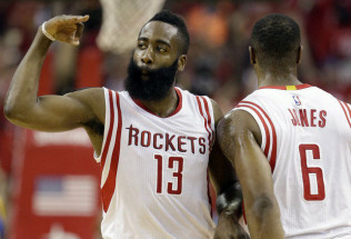NBA Playoffs Betting: Rockets at Warriors