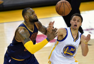 NBA Finals Betting: Warriors at Cavaliers