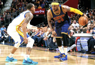 NBA Finals Betting: Cavaliers at Warriors