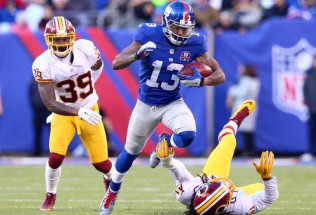 Thursday Night Football: Redskins at Giants