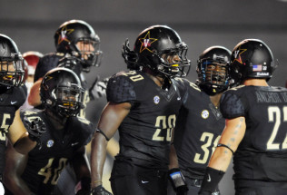 College Football Betting:  Vanderbilt at South Carolina