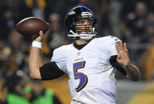 Thursday Night Football Betting: Ravens at Steelers