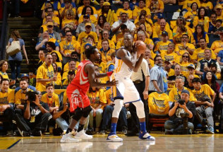 NBA Basketball Betting:  Oklahoma City Thunder at Golden State Warriors