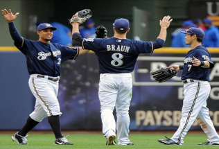 MLB Baseball Betting:  Milwaukee Brewers at Pittsburgh Pirates