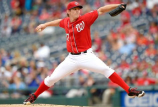 MLB Baseball Betting:  Los Angeles Dodgers at Washington Nationals