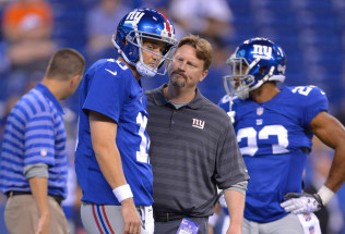 NFL Football Betting:  Miami Dolphins at New York Giants