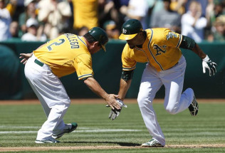 MLB Baseball Betting:  Baltimore Orioles at Oakland A's