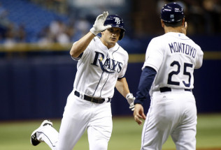 MLB Baseball Betting:  Kansas City Royals at Tampa Bay Rays