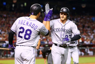 MLB Baseball Betting:  Colorado Rockies at Milwaukee Brewers