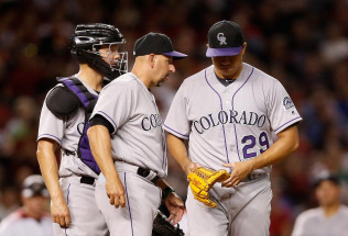 MLB Baseball Betting:  Colorado Rockies at Washington Nationals