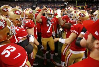 NFL Football Betting:  Houston Texans at San Francisco 49ers