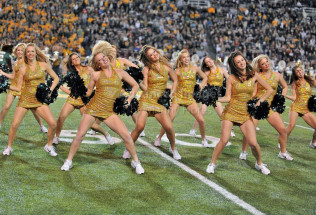 College Football Betting:  Baylor at Rice