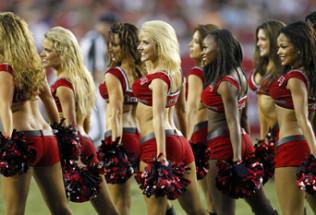 NFL Football Betting:  Tampa Bay Buccaneers at Atlanta Falcons