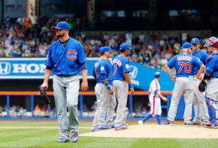 MLB Baseball Betting:  Chicago Cubs at Milwaukee Brewers