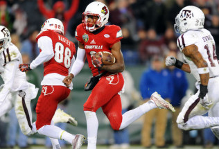 College Football Betting:  Louisville at Syracuse