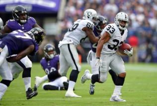 NFL Football Betting:  Oakland Raiders at Jacksonville Jaguars