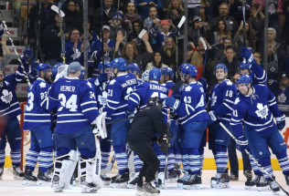 NHL Hockey Betting:  Toronto Maple Leafs at Ottawa Senators