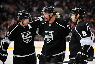 NHL Hockey Betting:  Los Angeles Kings at Boston Bruins