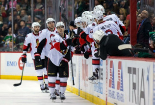 NHL Hockey Betting:  Ottawa Senators at New York Rangers