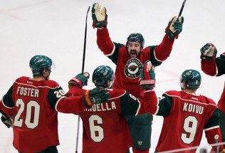 NHL Hockey Betting:  Minnesota Wild at New York Rangers