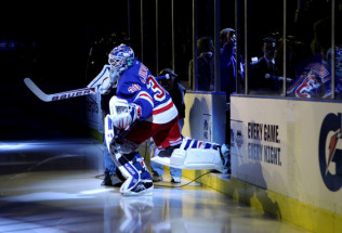 NHL Hockey Betting:  New York Rangers at Detroit Red Wings