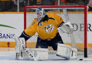 NHL Hockey Betting:  Nashville Predators at Florida Panthers