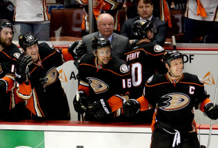 NHL Hockey Betting:  Anaheim Ducks at New York Rangers