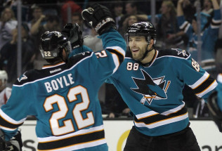 NHL Hockey Betting:  San Jose Sharks at New Jersey Devils&h=215&w=316&zc=1